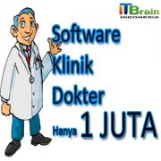 software klinik dokter