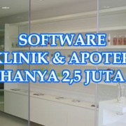 software KLNIK DAN APOTEK