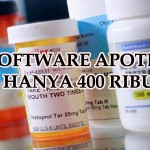 Software Apotek atau Program Apotek