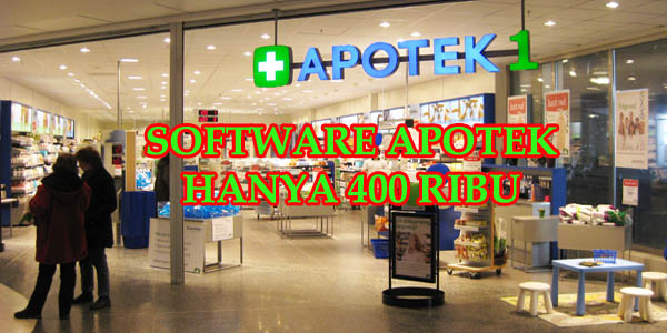 software apotek termurah