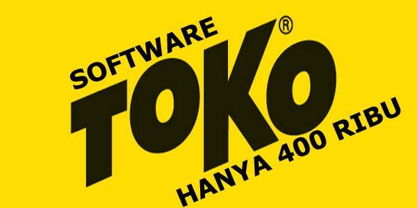 software nota toko