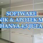 Software Aplikasi Klinik Sangat Cocok Untuk Klinik Anda
