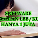 Program Software Lembaga Bimbingan Belajar