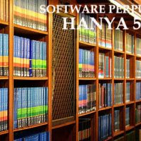 Lokasi Rak Buku Perpustakaan Menggunakan Software Perpustakaan