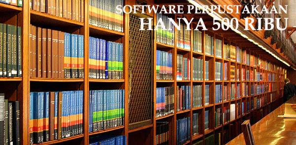 software perpustakaan
