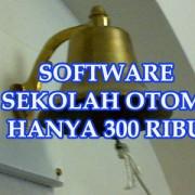software bel sekolah otomatis