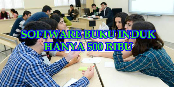 software buku induk