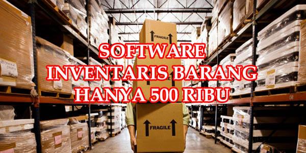 software aplikasi inventaris barang