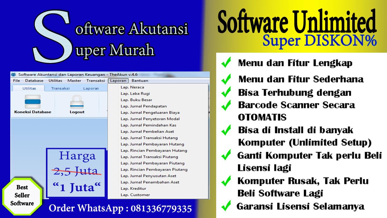 Manfaat Menggunakan Software Akuntansi ITBrain Indonesia